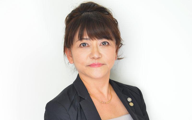 離婚カウンセラー伊藤佳子の画像
